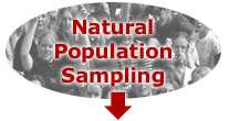 Natural Population Sampling